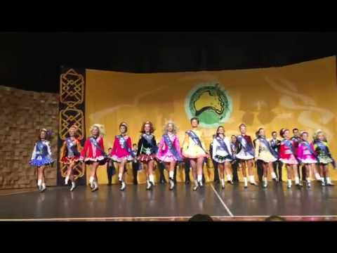 2016 Australian Irish Dancing Championships - Parade of Champions