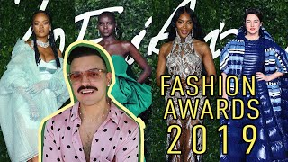 LOS FASHION AWARDS 2019 | GERARD CORTEZ