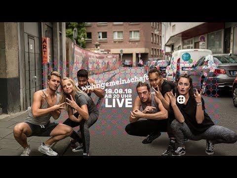 die wohngemeinschaft | LIVE-SHOW | 18.08.18