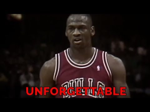 Michael Jordan Mix - Unforgettable (Emotional) ᴴᴰ