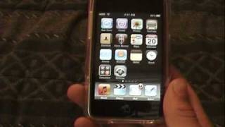 iPod Touch 3g Review