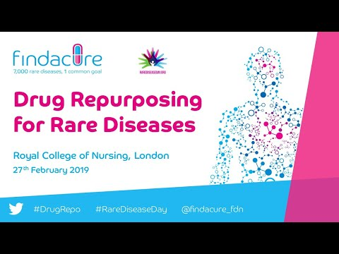 Drug Repurposing for Rare Diseases Conference 2019 - Suzanne Morris