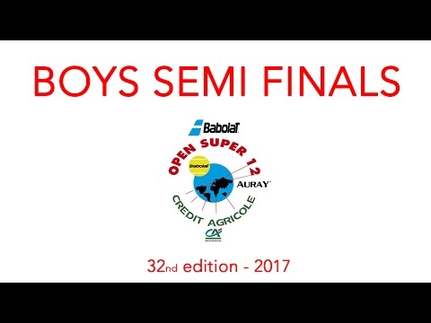 PETR (CZE) vs DJURIC (SRB) - Open Super 12 Auray Tennis - Semi finals