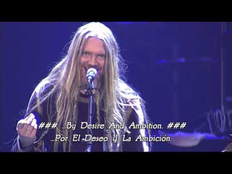 Nightwish - High Hopes [Pink Floyd] Subtitulos Español.