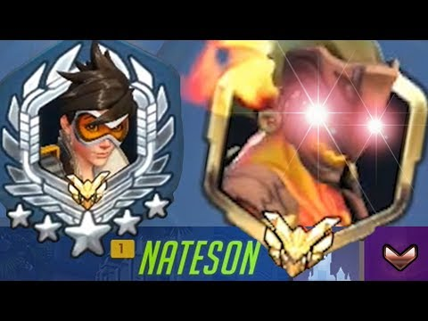 THE GOLD BORDER IN OVERWATCH