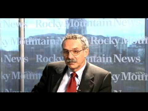 Robert J. Samuelson discusses the economy