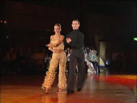 Maxim Kozhevnikov \u0026 Yulia Zagoruychenko - Show Dance (WSSDF2006)
