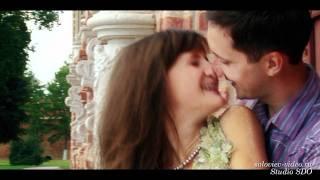 Love story Ольга и Владимир Свадьба в Туле