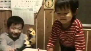 2010年10月24日、ゆうみちゃん2才の誕生日です.
