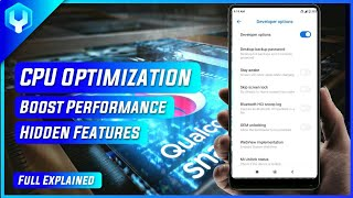 Increase Gaming 🎮Performance_ Hindi_ CPU Optimization for Gaming Android_ Developer Options Android