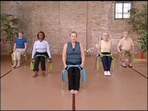 Stronger Seniors Core Strength  - Resistance Strength Training for Seniors