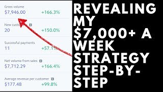 My $24,000 Per Month Online Strategy Broken Down From Scratch [NOT CLICKBAIT]