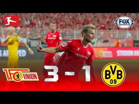 FC Union Berlin - Borussia Dortmund [3-1]   GOLES   Jornada 3   Bundesliga