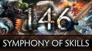Dota 2 Symphony of Skills 146