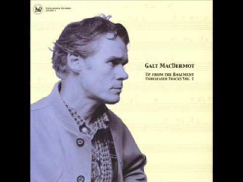 Galt Macdermot - Ripped Open By Metal Explosion