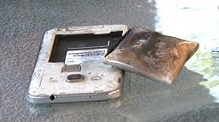 6-Year-Old Boy Suffers 1st Degree Burns In Samsung Cell Phone Explosion