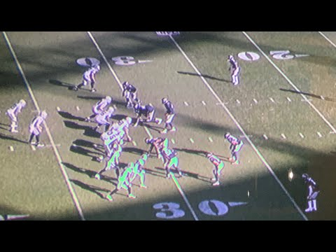 Raiders Go Back To Classic Al Davis Passing With Carr TD Pass To Kenyon Drake