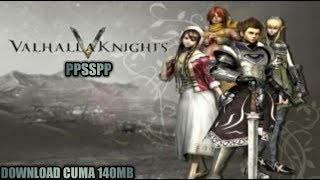 Cara Download Game Valhalla Knights PPSSPP Android