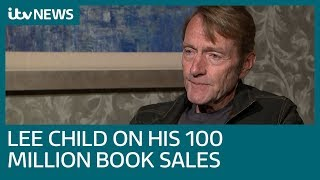 Why Jack Reacher author Lee Child says he doesn't care about newspaper critics | ITV News