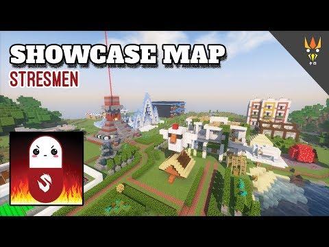 WORLDNYA KAYAK PELANGI - Showcase Map Stresmen Ep.80
