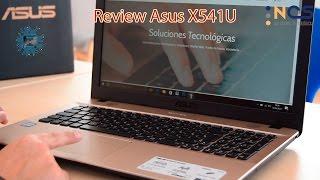 Review Completa Asus X541U - Español