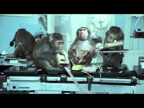 Basement Jaxx - Where's Your Head At ( Official Video ) Rooty