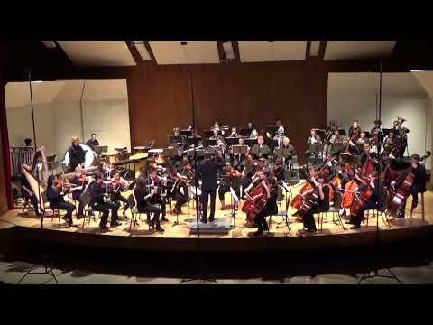 2017 VCU Symphony - Theme from Jurassic Park