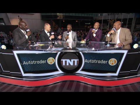 Inside The NBA: Kemba Walker Joins The Set