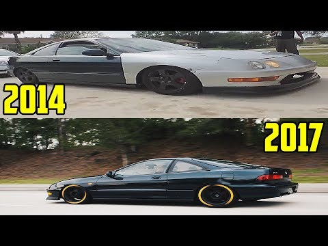 3 Years And Counting: Zosh's Integra Build Thread