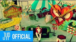 "Jun. K ""NO LOVE (Korean Ver.)"" M/V"