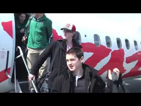 Mooseheads Charter Home - April 11  2013
