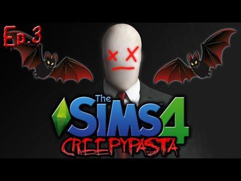RIP Slender Man?!?! | The Sims 4: Creepypasta Reboot