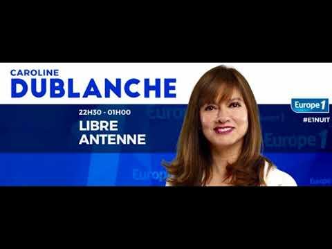 Brice Mendez : 36 min avecCaroline Dublanche...