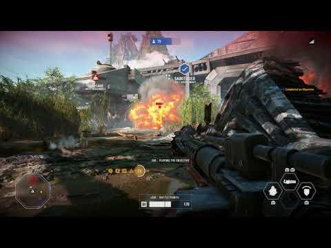 Star Wars Battlefront II: Galactic Assault on Kashyyyk