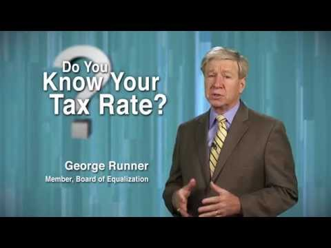 Know Your Tax Rate PSA