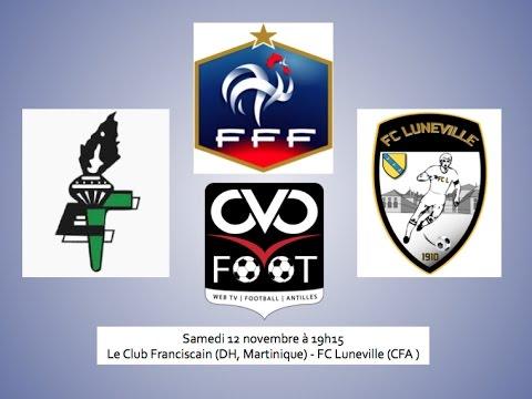 Le Club Franciscain - FC Luneville