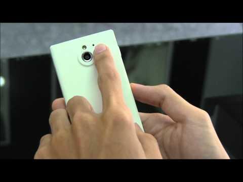Tinhte.vn - Trên tay Sony Xperia sola, cảm ứng không cần chạm