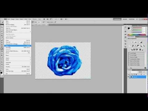 pixlr how to make writing transparent