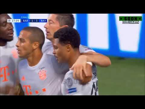 Bayern Munich vs Barcelona 8-2 All Gоals & Extеndеd Hіghlіghts 2020 HD