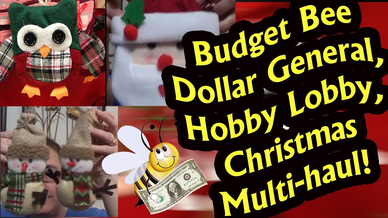 dollar general 99 cents only hobby lobby tom thumb albertsons christmas haul video youtube - Albertsons Hours Christmas