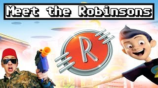 Meet the Robinsons on Wii Review | Video Game Video Archive S1E4