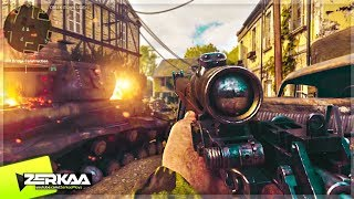 I GOT A COLLATERAL! (Call of Duty WW2 Beta)