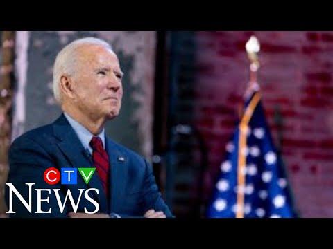 US election: Looking back at Joe Biden's life and political career