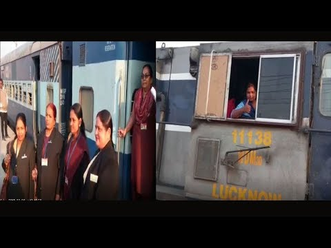 Indian Railways celebrates International Women's Day by assigning duties to female staff