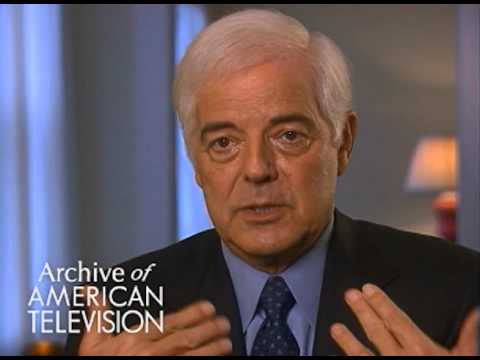 Nick Clooney discusses his screen test with Cecil B DeMille  EMMYTVLEGENDS.ORG