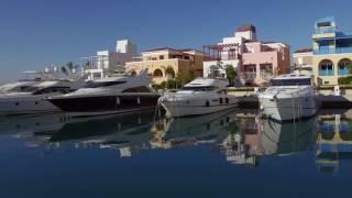 Limassol Marina - жизнь на море. Peninsula & Island Villas. Роскошная недвижимость.