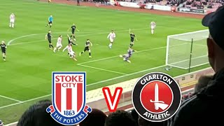 Stoke City VLOG vs Charlton Athletic | Back to Vlogging & Back to Winning Ways!!!