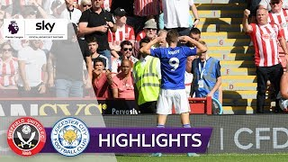 Dropkick-Hammer! | Sheffield United - Leicester City 1:2 | Highlights - Premier League 2019/20