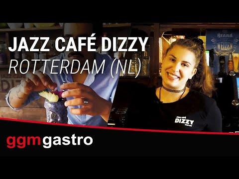 Rotterdam (NL) - Jazz Café Dizzy - GGM Gastro TV