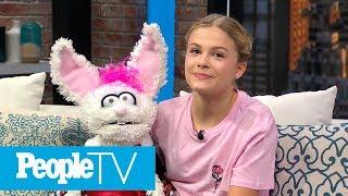 'America's Got Talent' Star Darci Lynne On How Life Has Changed At School Since Winning | PeopleTV